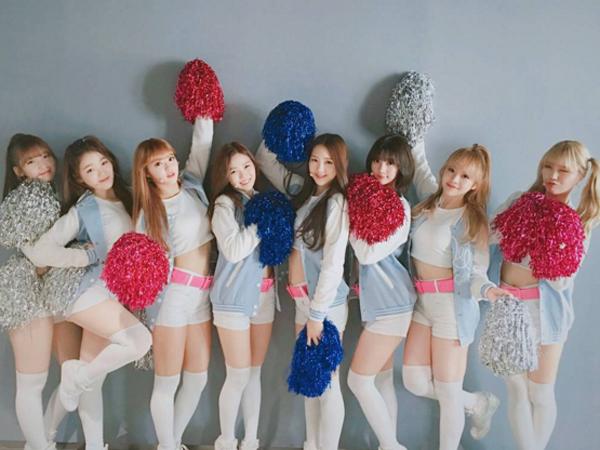 Bertransformasi Jadi Cheerleader, Cantiknya Oh My Girl Bawakan Lagu 'Oh!' SNSD