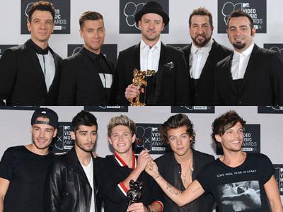 Justin Timberlake Ingin NSYNC dan One Direction Bisa Bersatu?