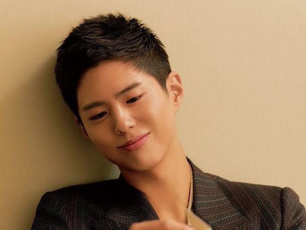 Park Bo Gum Rilis Lagu All My Love dengan Lirik Manis untuk Fans