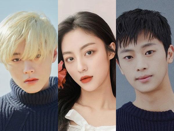 Park Ji Hoon, Kang Min Ah, dan Lee Shin Young Dikonfirmasi Main Drama Adaptasi Webtoon