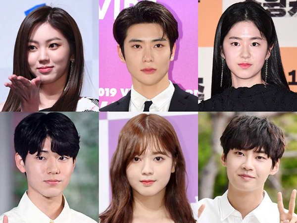 Lineup Lengkap Pemain Drama KBS Dear.M, Noh Jung Ui dan Lee Jinhyuk Ikut Gabung