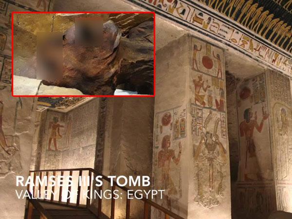 Deretan Teka-teki 'Mumi Menjerit' yang Jadi Viral Dipamerkan di Museum Mesir