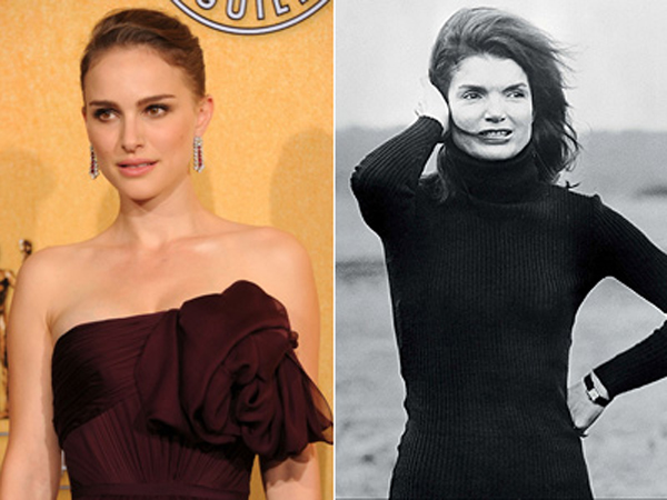 Wow Natalie Portman Akan Perankan Istri Presiden John F. Kennedy!