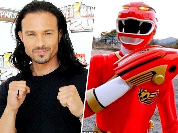 Aktor 'Power Ranger' Ditangkap Lagi Karena Kasus Pembunuhan