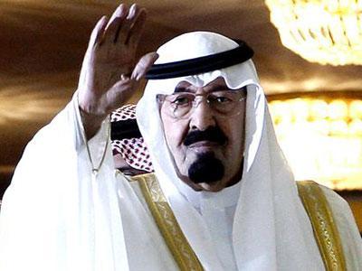 Raja Arab Bantu Evakuasi Salah Satu Pria Terberat
