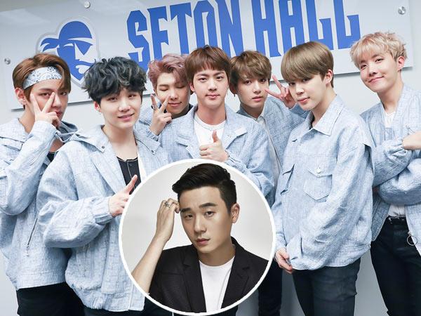 Rapper Pemenang 'Show Me the Money 4' Ini Juga Sempat Dicalonkan Jadi Member BTS?