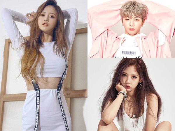 Rapper Kasper Benarkan Kang Daniel dan Yook Ji Dam Pernah Dekat