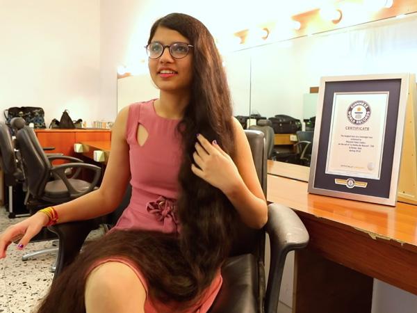 Yuk Kenalan Dengan 'Rapunzel' di Dunia Nyata Asal India
