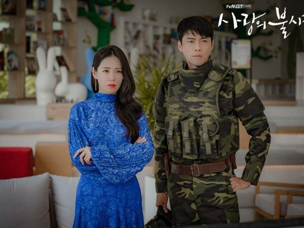 'Crash Landing on You' Jadi Drama dengan Rating Tertinggi dalam Sejarah tvN, Kalahkan 'Goblin'