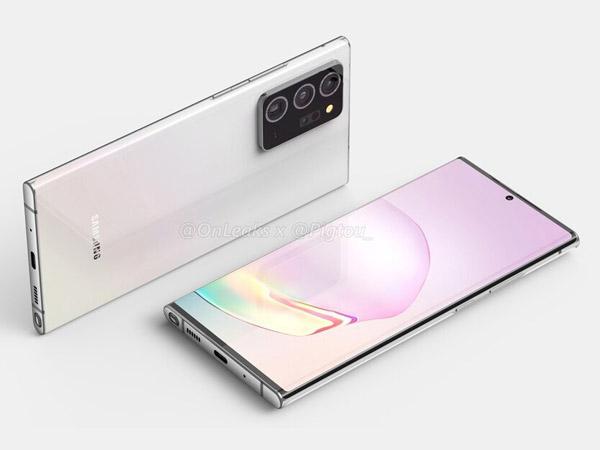 Samsung Dikabarkan Bakal Rilis Galaxy Note 20 Agustus, Ini Bocoran Spesifikasinya