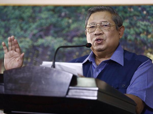 SBY Jawab Masalah Utusan Cikeas di Kasus Korupsi Yang Jerat Antasari Azhar Via Twitter
