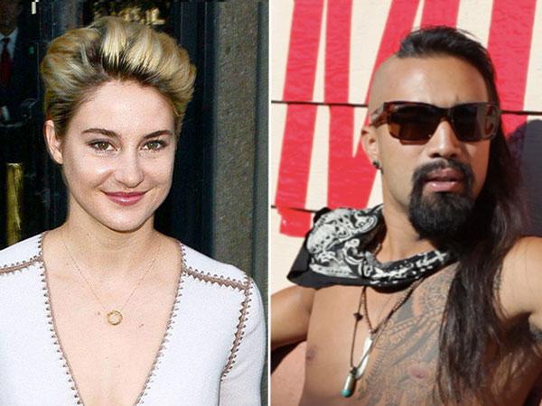 Shailene Woodley 'The Fault in Our Stars' Pacaran dengan Musisi Asal Hawaii?