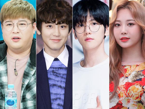 30 Seleb Korea Termasuk Member SuJu, EXO hingga Girl's Day Gabung di Satu Tim Bowling!