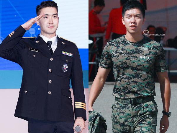 Choi Siwon vs Lee Seung Gi, Siapa Aktor yang Paling Dinantikan Usai Wajib Militer?