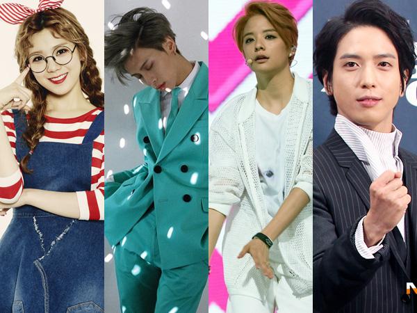 Para Member Grup Idola K-Pop Umumkan Debut Solonya, Akankah Ini Jadi Tren di 2015?