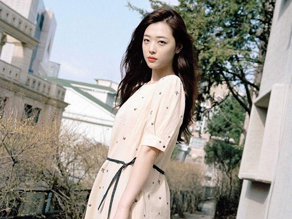 SM Entertainment Konfirmasi Sulli Bakal Segera Punya Reality Show Sendiri