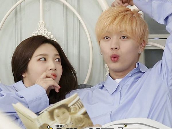 Manisnya Interaksi Joy dan Sungjae di Video Musik Lagu Duetnya di 'We Got Married'