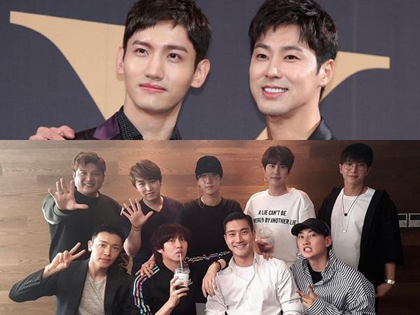 Changmin Beberkan Ingin Gabung ke Super Junior, Karena Yunho?