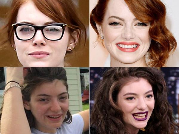 Para Selebriti Hollywood Ini Tetap Cantik Meski Tanpa Make Up!