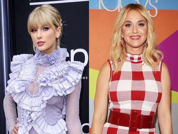 Cara Unik Katy Perry Umumkan Telah Berdamai dengan Taylor Swift