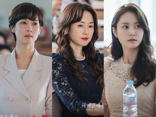 Kerap Dibully, Jo Yeo Jeong Tunjukkan Sikap Percaya Diri di Drama 'High Class'