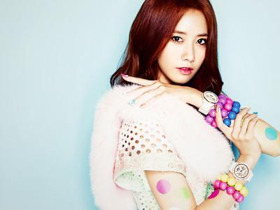 Saat SMA, YoonA SNSD Tetap Menawan!