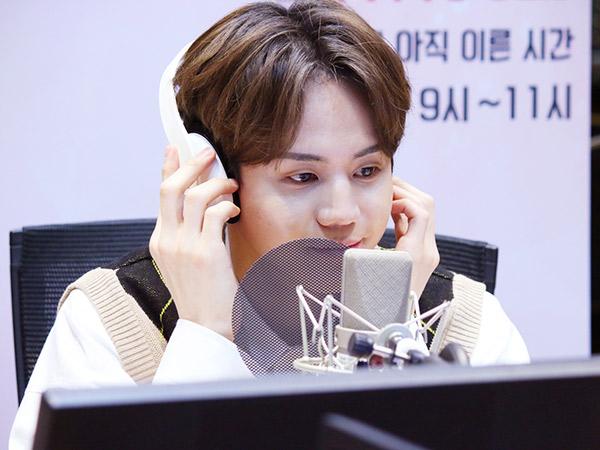 Jelang Wamil, Yoseob Highlight Mundur dari Kursi Penyiar Radio MBC