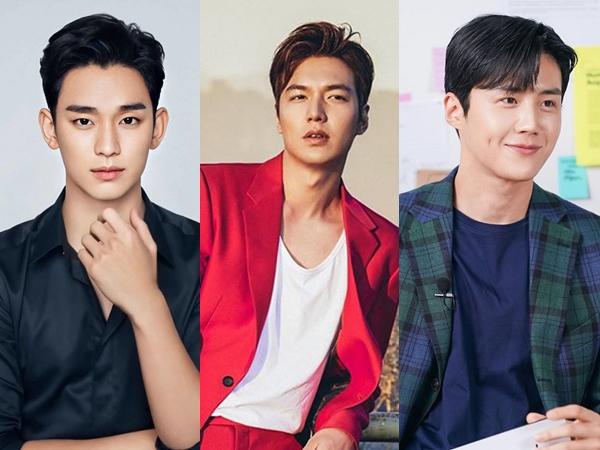Aktor Korea dengan Peningkatan Jumlah Followers Instagram Tercepat