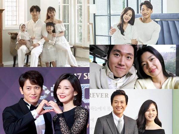 5 Aktris Korea Ini Sudah Jadi Ibu, Tetap Awet Muda Bak Remaja