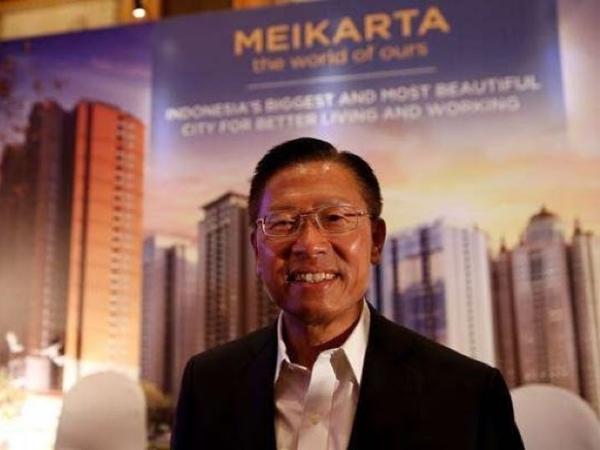 KPK Sampai Geledah Rumah Bos Lippo Group James Riady Terkait Kasus Suap Meikarta