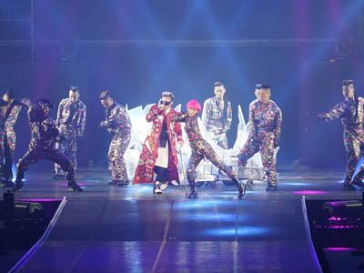 Wah, Ada CL 2NE1 dan Tablo di Konser G-Dragon di Jakarta?