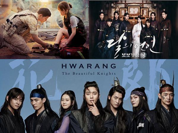 'DOTS' Hingga 'Hwarang', Inilah Sederet Drama Pra Produksi Paling Diperbincangkan Tahun 2016!