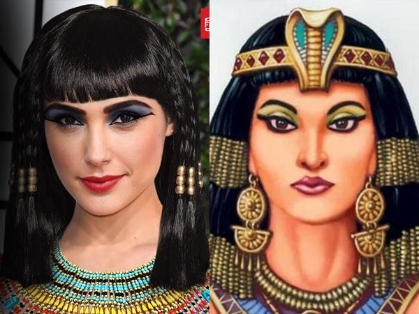 Gal Gadot Buka Suara Soal Kritik Perannya Sebagai Cleopatra