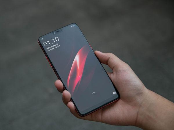 Oppo Sebut Smartphone F7 Berkamera 25 MP Sudah Banyak Diincar Konsumen
