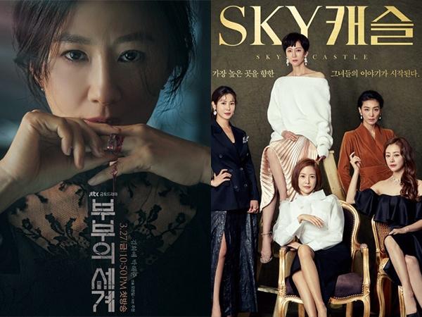 Makin Populer, 'The World of The Married' Siap Susul Rekor Drama 'SKY Castle'