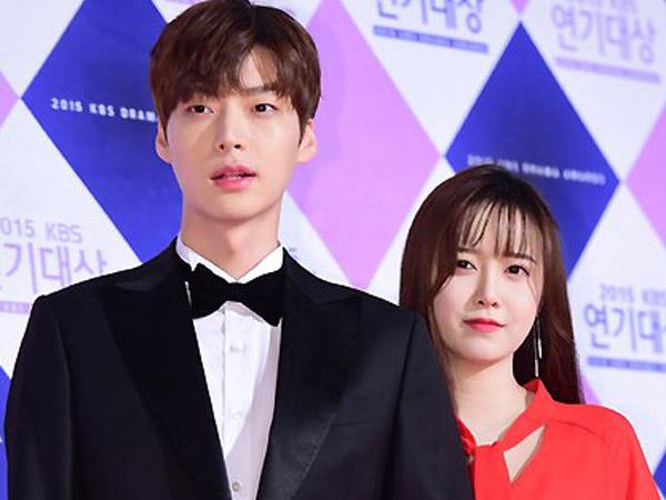Kedua Agensi Konfirmasi Kebenaran Jalinan Asmara Ahn Jae Hyun dan Goo Hye Sun!