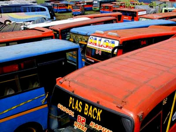 Tuntut Pemerintah, Ribuan Sopir Angkutan Umum Ancam Turun ke Jalan