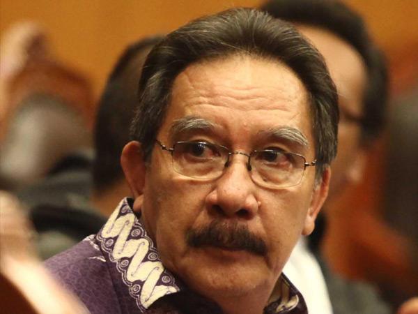 Jelang Bebas dari Penjara, Antasari Mantan Ketua KPK Menangis dan Ungkap Pesan Mendalam