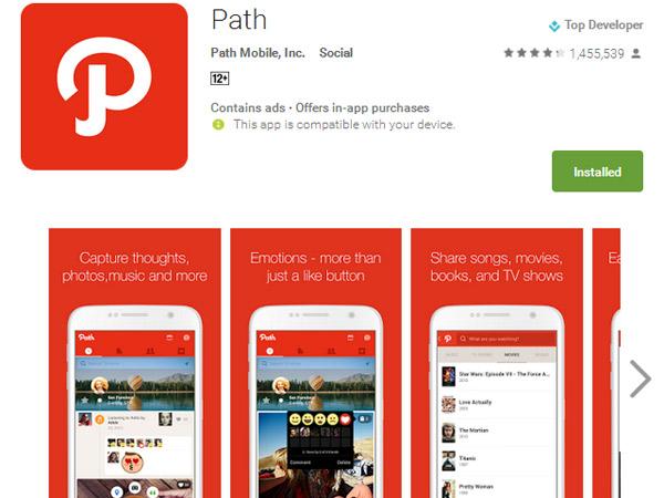 Path Rilis Fitur 'Coverstory', Apa Bedanya dengan Snapchat dan Instagram Stories?