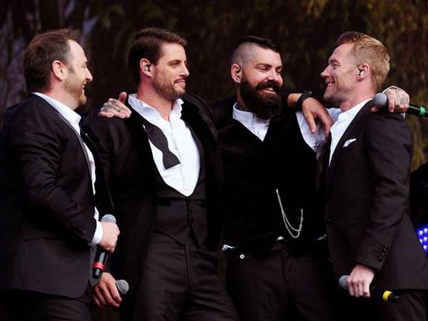 Sebelum Bubar, Boyzone Akan Gelar Konser Perpisahan di Surabaya!