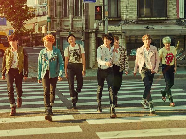 Intip Tampannya Para Member BTS di Teaser Comeback Terbarunya