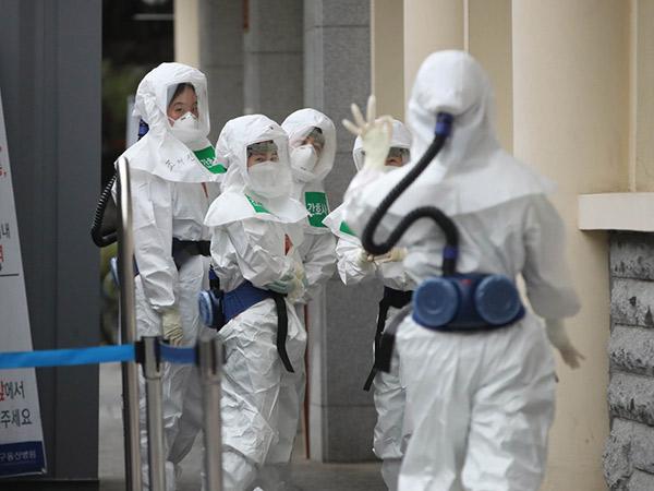 Hadapi Gelombang Kedua, Infeksi Corona di Korea Selatan Genap 12,800 Kasus