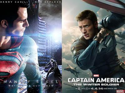 Wah, 'Batman vs Superman' akan Bertarung dengan 'Captain America'?