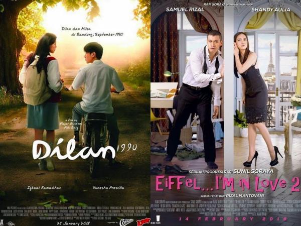 5 Film Indonesia Romantis yang Siap Bikin Kamu Baper di Tahun 2018!