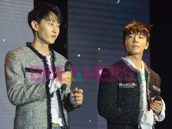 Donghae dan Eunhyuk Ingatkan Fans Soal Comeback Super Junior di Jakarta