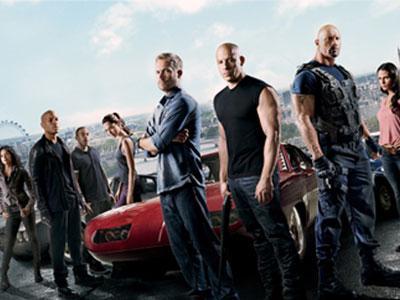 Tak Lama Rilis, Fast & Furious 6 Langsung Rajai Box Office