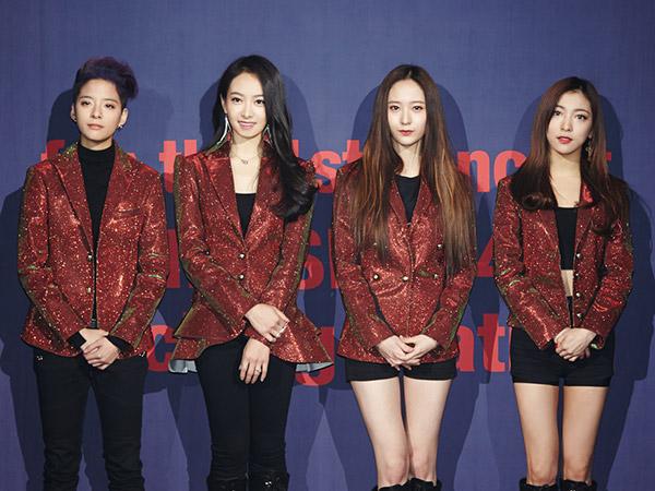 Kontrak Luna Juga Habis, SM Entertainment Jelaskan Status Member f(x)