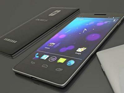 Inikah Bentuk Samsung Galaxy S4 Mendatang?