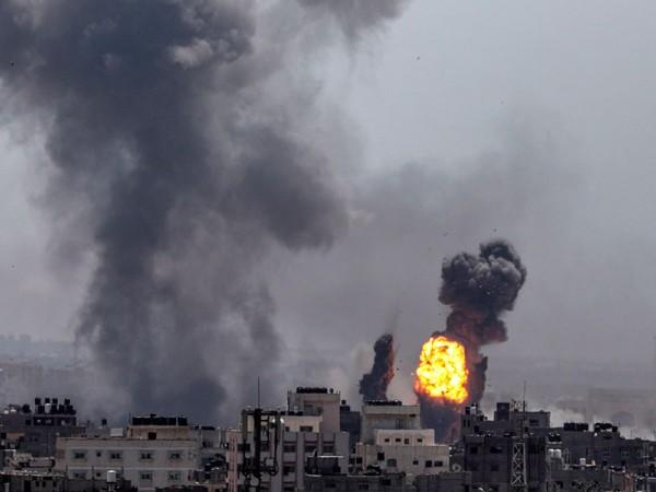 Saling Serang, Mencekamnya Suasana Gaza dan Israel Yang Makan Banyak Korban Jiwa