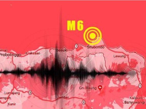 Pulau Inilah yang Terdampak Paling Parah Gempa 6.4 Skala Richter Situbondo